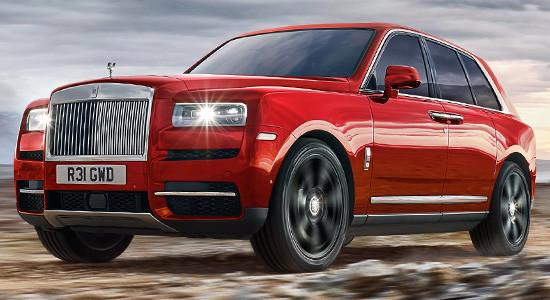 Rolls-Royce Cullinan на IronHorse.ru ©