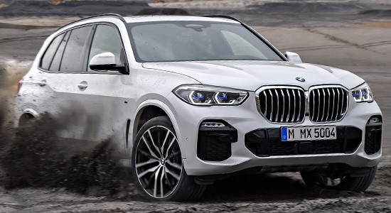 BMW X5 (G05) 2018-2019 на IronHorse.ru ©