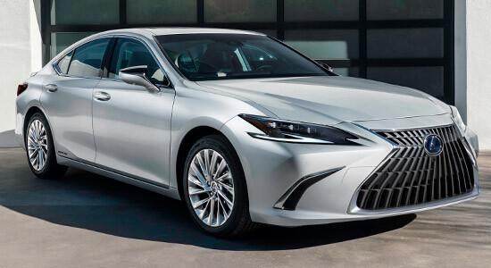 Lexus ES (2020-2021) на IronHorse.ru ©
