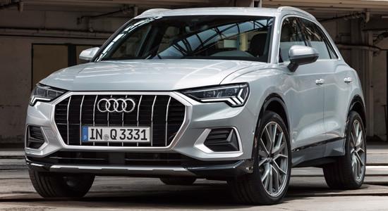 Audi Q3 (2018-2019) на IronHorse.ru ©