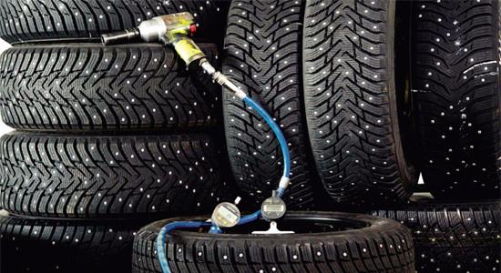 зимние шипованные шины (тест к зиме 2018-2019 года) на IronHorse.ru ©