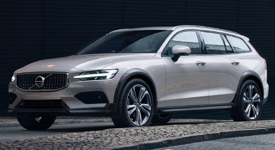 Volvo V60 Cross Country (2018-2019) на IronHorse.ru ©