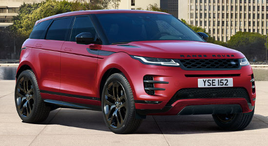 Range Rover Evoque (2018-2019) на IronHorse.ru ©