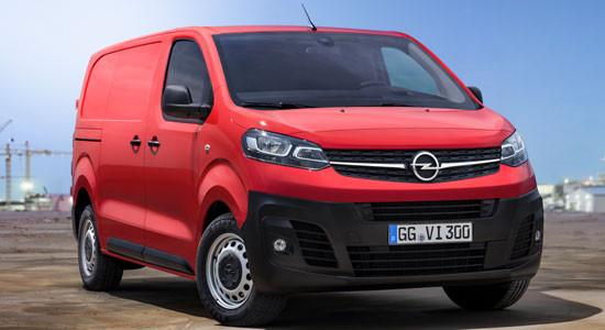 Opel Vivaro Van на IronHorse.ru ©