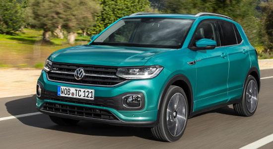 Volkswagen T-Cross на IronHorse.ru ©