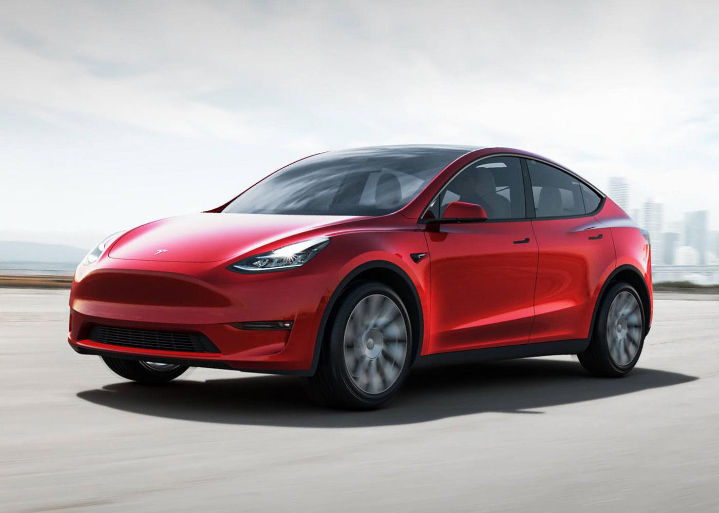 Tesla Model Y - цена и характеристики, фотографии и обзор