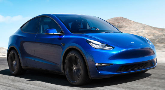 Tesla Model Y  на IronHorse.ru ©