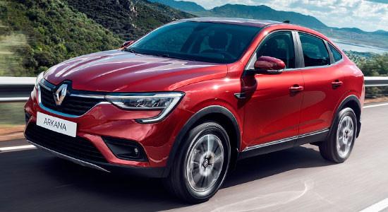 Renault Arkana на IronHorse.ru ©