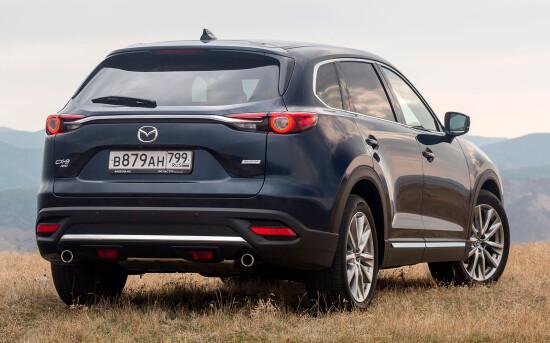 Mazda CX-9 II (2021-2022)