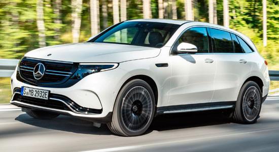 Mercedes-Benz EQC на IronHorse.ru ©