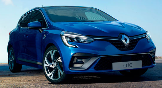 Renault Clio 5 (2020-2021) на IronHorse.ru ©