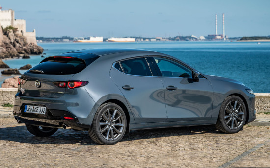 Mazda 3 Hatchback BP