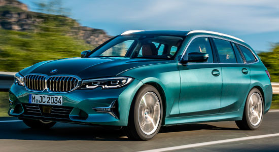 BMW 3 Touring (G21) на IronHorse.ru ©
