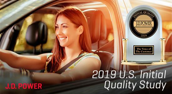 рейтинг надёжности новых авто J.D.Power 2019 на IronHorse.ru ©