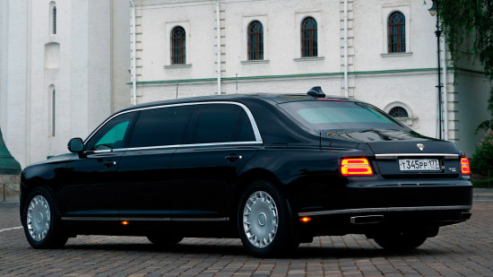 Aurus Senat Limousine L700