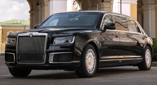 Aurus Senat Limousine L700 на IronHorse.ru ©