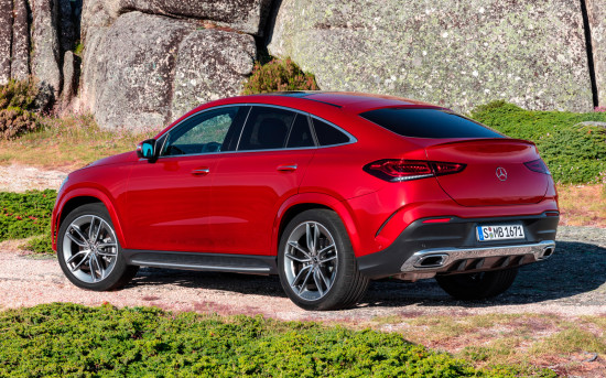 Mercedes-Benz GLE Coupe (C167)