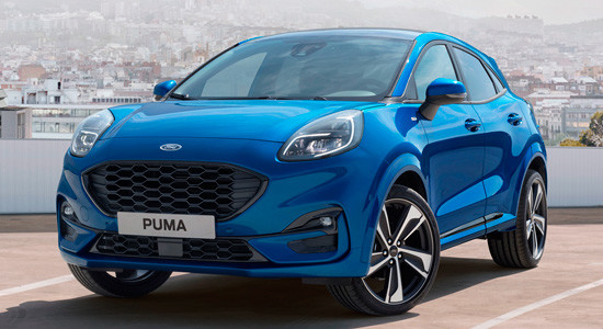 Ford Puma на IronHorse.ru ©