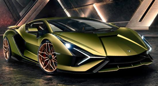 Lamborghini Sian на IronHorse.ru ©