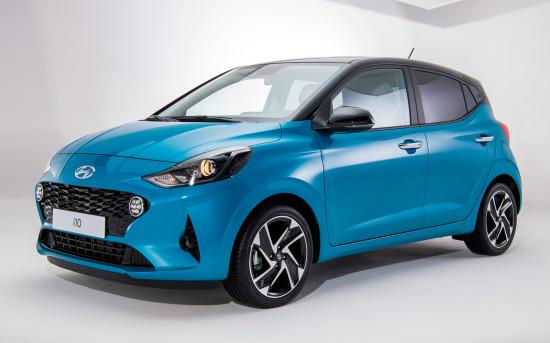 Hyundai i10 (LA) 2020