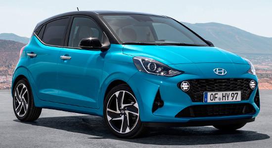 Hyundai i10 (2019-2020) на IronHorse.ru ©