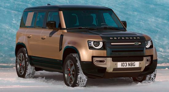 Land Rover Defender 110 (2019-2020) на IronHorse.ru ©