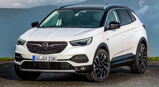 Opel Grandland X на IronHorse.ru ©