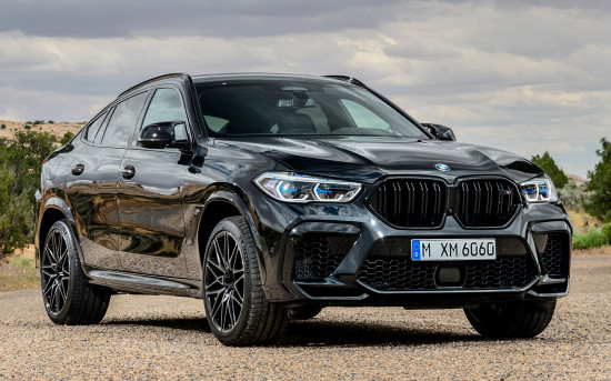 BMW X6M (F96)