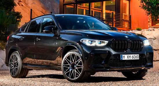 BMW X6M (F96) на IronHorse.ru ©