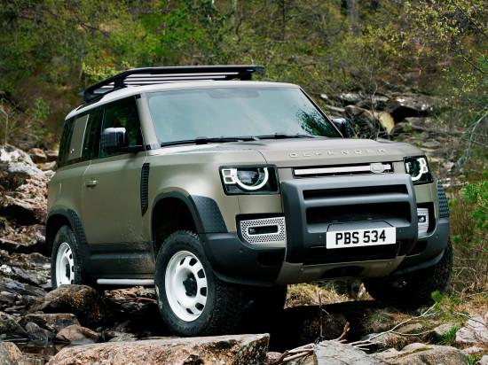 Land Rover Defender II 90