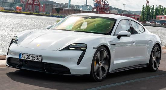 Porsche Taycan на IronHorse.ru ©