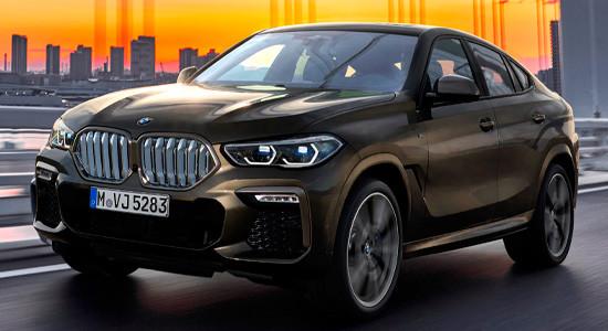 BMW X6 (G06) на IronHorse.ru ©