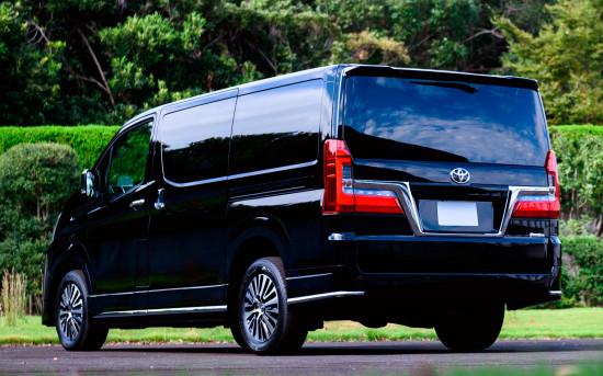 Toyota Hiace VIP 2019-2020