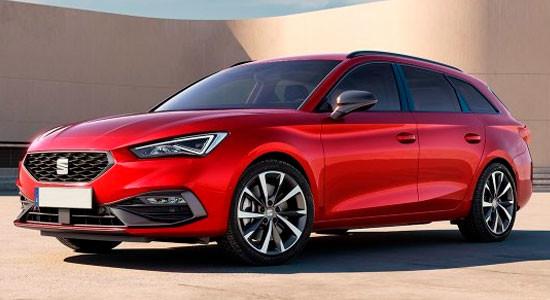 SEAT Leon 4 ST (2020-2021) на IronHorse.ru ©