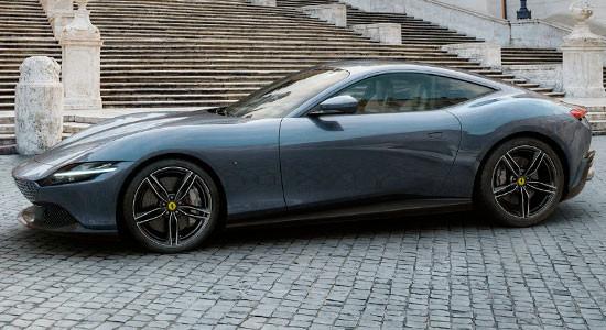 Ferrari Roma на IronHorse.ru ©
