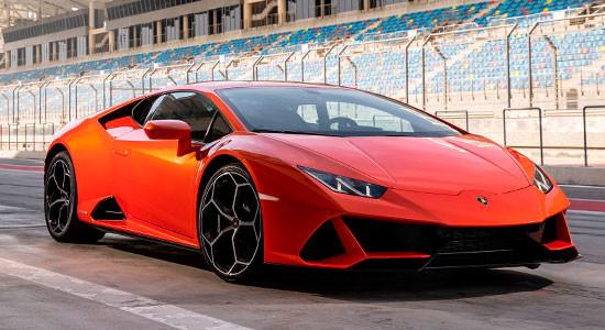 Lamborghini Huracan EVO на IronHorse.ru ©