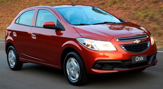 Chevrolet Onix (2012-2019) на IronHorse.ru ©