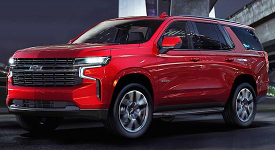 Chevrolet Tahoe 5 (2020-2021) на IronHorse.ru ©