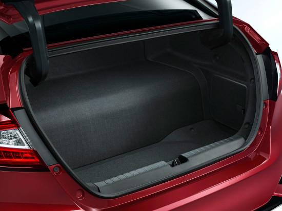 багажник водородной версии