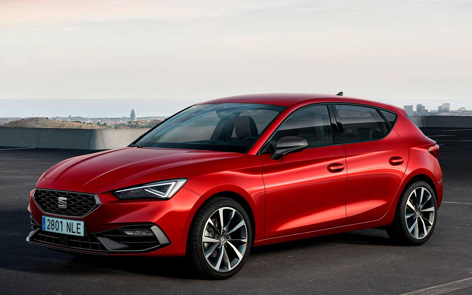 SEAT Leon (2020-2021) цена и характеристики, фотографии и ...