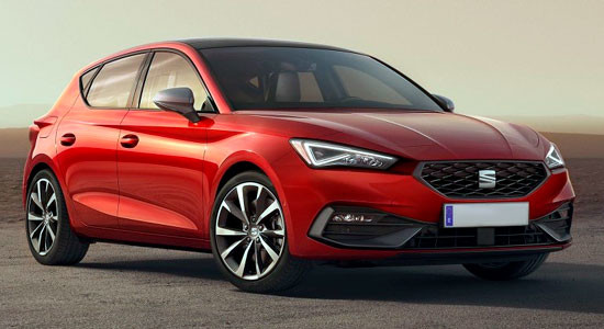 SEAT Leon 4 (2020-2021) на IronHorse.ru ©