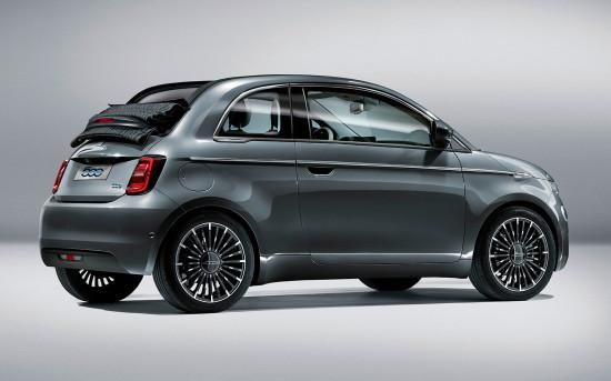 Fiat 500 (2020-2021)