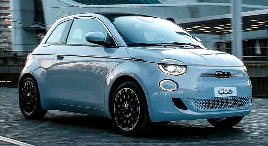 Fiat 500 (2020-2021) на IronHorse.ru ©