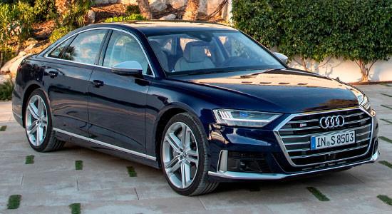 Audi S8 (2019-2020) на IronHorse.ru ©