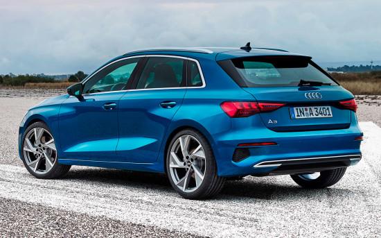Audi A3 Sportback (8Y) 2020-2021
