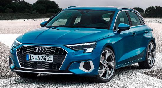 Audi A3 Sportback (2020-2021) на IronHorse.ru ©