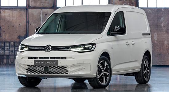 Volkswagen Caddy 5 (Kasten) на IronHorse.ru ©