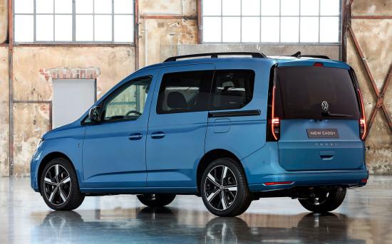 Volkswagen Caddy 5 Life