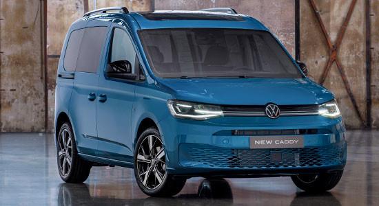 Volkswagen Caddy 5 (Life) на IronHorse.ru ©