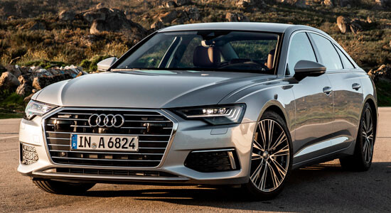 Audi A6 (C8) на IronHorse.ru ©